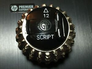 Brand New Ibm Selectric I And Ii Typewriter Font Ball Script 12 very Desirable
