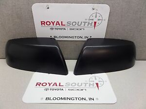 Toyota Tundra 07 20 Textured Black Mirror Covers Kit Genuine Oe Oem