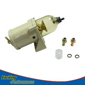 500fg 500fh Fuel Filter Water Separator High Quality For Marine Boat