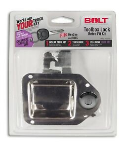 Bolt Lock 7022696 Locking Tool Box Latch