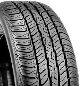 4 New Dunlop Signature Ii 215 60r17 96t As All Season A S Tires