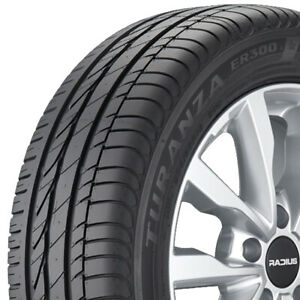 Bridgestone Turanza Er300a Rft 205 55r16 91w oe Performance Run Flat Tire