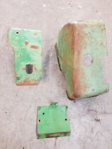 John Deere 5010 5020 Rockshaft Cover Set R36420 R36422 R36421