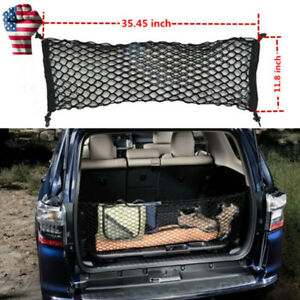 Auto Accessories Interior Parts Car Suv Envelope Style Trunk Cargo Net Universal