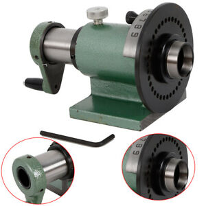 5c Collet Spin Jig Indexing Fixture Drill Milling Lathe Grinding Indexing Fixtur