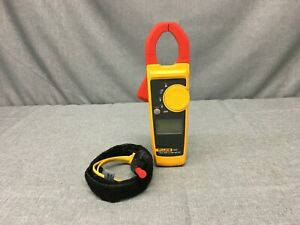 Fluke 323 True rms Multimeter Digital Clamp Meter With Free Shipping
