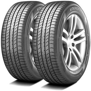 2 New Hankook Kinergy St 225 65r17 102t A S All Season Tires