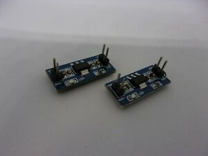 2 Pc Pack Ams1117 5 0 5v Power Supply Ic Regulator Module Board Card For Arduino