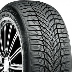 One New 1 New Nexen Winguard Sport 2 235 45r17 97v Xl Winter studless Tire