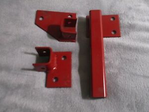 Case Ih Combine Parts New Old Stock Brackets Never Used