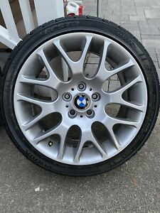 Bmw Oe Style 197 18 Staggered Wheels W New 225 40 255 35 Kumho Pa51 As Tires