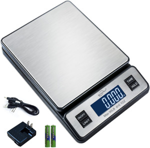Digital Weight Scale 90 Lbs Electronic Postage Mail Lot Package Weighing Scales