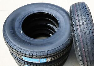2 New Fortune St01 St 235 85r16 Load E 10 Ply Trailer Tires