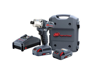 Ingersoll Rand 20v W5110 K2 1 4 Hex Impact Driver Kit 2 Battery Charger