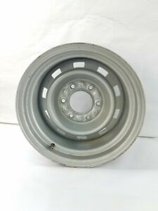 Chevy Gm Gmc Truck 15x8 Rally Wheel 6 Lug