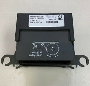 Hengstler C 56 Usb Printer Gilbarco Encore 700s 700 500s 500 Rebuilt M04119a001