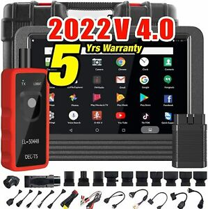 Launch X431 V Pro V Bidirectional Key Coding Obd2 Scanner Car Diagnostic Tool