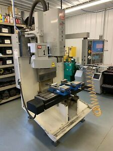 2009 Haas Tm 1 Tool Room Mill With Tool Changer