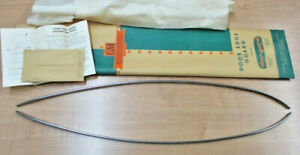Nos 1954 Chevrolet Door Edge Guards Belair 2 dr Hardtop Convertible 1953