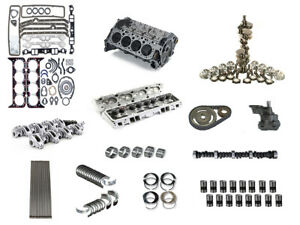 Stroker 383 Kit Complete Small Block Chevy Sbc Chevrolet Felpro Scat Melling
