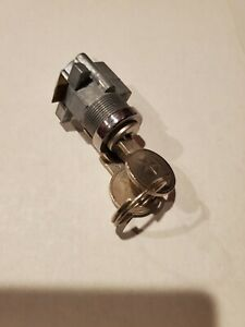 Rootes Group Hillman Hunter Sunbeam Alpine Gt H120 Nos Glove Box Lock With Key