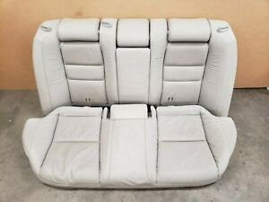 2005 2008 Acura Rl Rear Seat Upper Lower Cushion Complete Set Gray Lot471 Oem