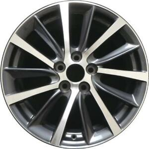 Toyota Highlander 2017 2018 2019 2020 18 Oem Replacement Rim 426110e450 Aly752