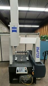Zeiss Eclipse 550 Bridge Cmm Inspection Machine