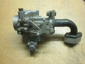 Military Jeep 1 Bbl Zenith Carburetor Model 12848 M151 M151a1
