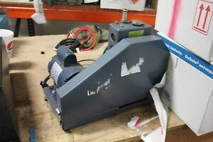 Sargent welch Duo seal Vacuum Pump Model 1405 Working
