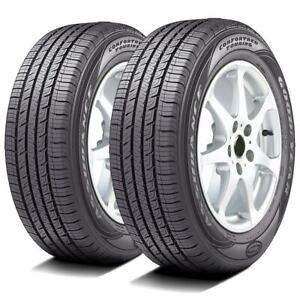 2 New Goodyear Assurance Comfortred Touring 215 70r15 98t A S All Season Tires