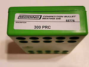 55776 REDDING COMPETITION SEATING DIE 300 PRC BRAND NEW FREE SHIP $209.99