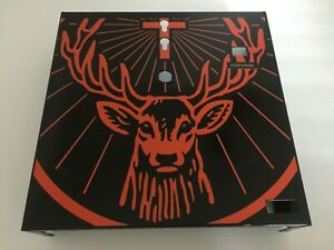 Jagermeister Tap Machine Model J99 Front Panel Only Great Shape