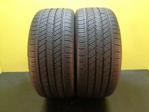 2 Like New Tires Continental Procontact Rx To 255 45 19 104w 90 Life 29820