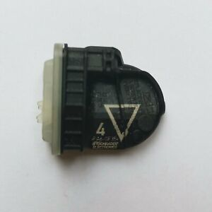 1pc 433mhz Chevy Buick Cadillac Gmc Oem Tire Pressure Sensor Tpms 13598773