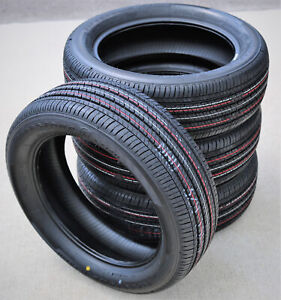 4 New Firestone Ft140 205 55r16 91h A S Grand Touring All Season Tires