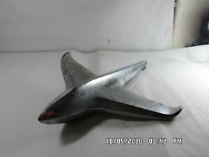 Vintage 1951 Studebaker Hood Ornament 293270 Bird Jet Airplane