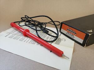 Vintage Simpson High Voltage Test Probe No 0074 For Model 303 New Old Stock