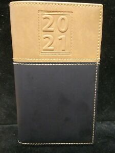 New 2021 Pocket Pal With 2 Pads Calendar Personal Planner Diary Free Shipping