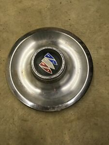 1 Gran Sport Center Caps 1967 1968 Rally Wheels Buick Skylark Gs Rare 1