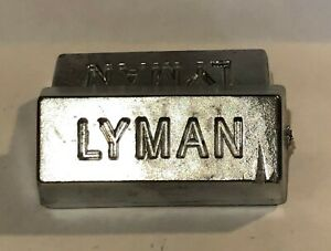 50 lbs of soft Lead cast into 1 lb ingots Lyman mold $116.50