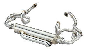 Vintage Exhaust System 43mm Header Early Bus 67 Merge Comp 740