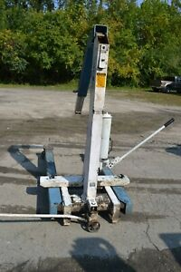 Otc 1810 4000 Lb Max Capacity Heavy Duty Folding Shop Crane