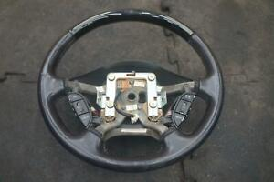 Driver Steering Wheel Black 3w6z3600bac Oem Ford Thunderbird 2003 05 note