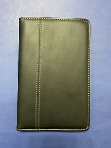 Leather 72 Cards Business Name Id Credit Card Holder Book Case Keeper Organizer