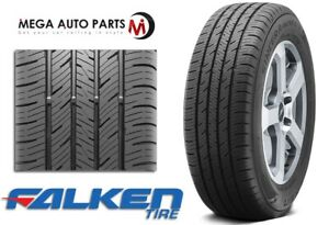 1 Falken Sincera Sn250 A s 225 50r17 98v All Season Premium Grand Touring Tires