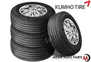4 Kumho Solus Ta11 185 65r14 86t All Season Touring Tires W 75000 Mile Warranty