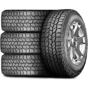4 New Cooper Discoverer At3 4s 265 50r20 111t Xl A t All Terrain blem Tires