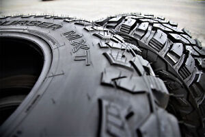 2 New Mastercraft Courser Mxt Lt 235 85r16 Load E 10 Ply M T Mud Blem Tires