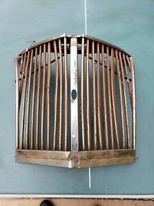 1939 Ford Deluxe Grille Used Condition So Cal Area Coupe Sedan Tudor